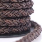 Round Braided Bolo, 8-Ply, 2.0mm, 2 Meter Pack