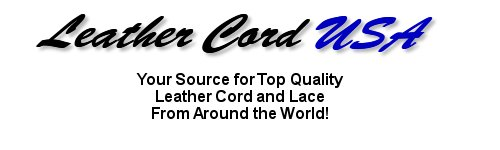 Leather Cord USA - Your Source for Top Quality Leather Cord