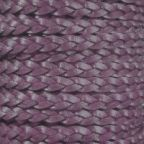 Flat Braided Cord, 3 Strand, 2.0mm, 2 Meter Pack