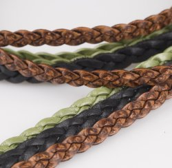leathercordusa com: Custom Flat Braid